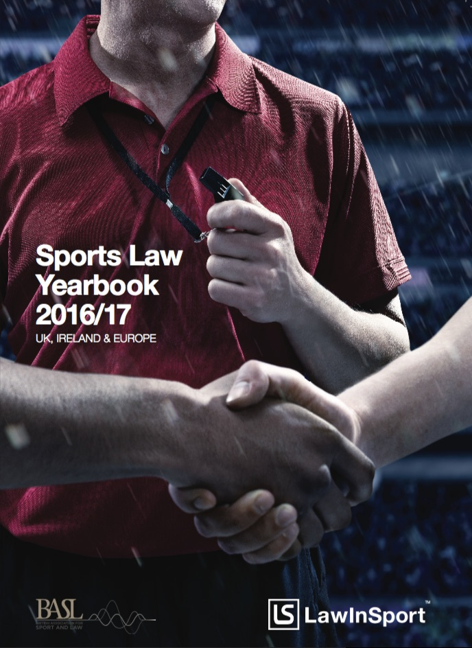 Sports Law Yearbook 2016/17 - Digital Copy