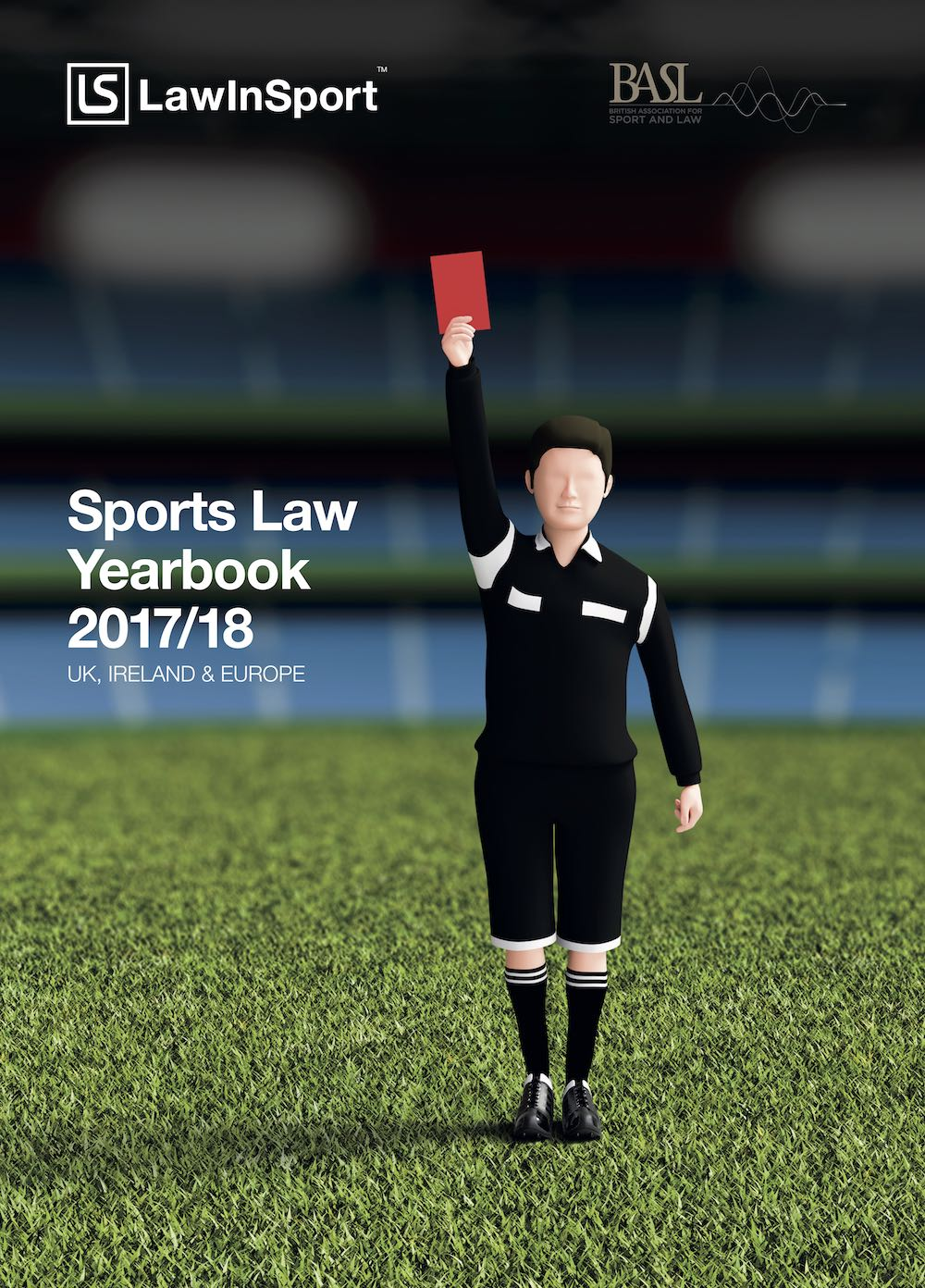 Sports Law Yearbook 2017/18 Hard Copy
